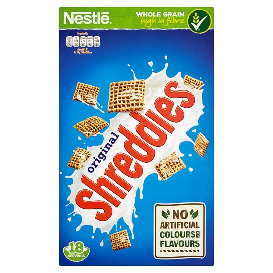 Nestle Shreddies Cereal 750G