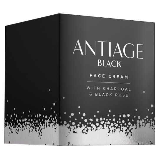 Cosmeticism Anti Aging Black Face Cream 50Ml