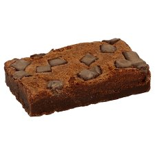Tesco Chocolate Brownie Slice
