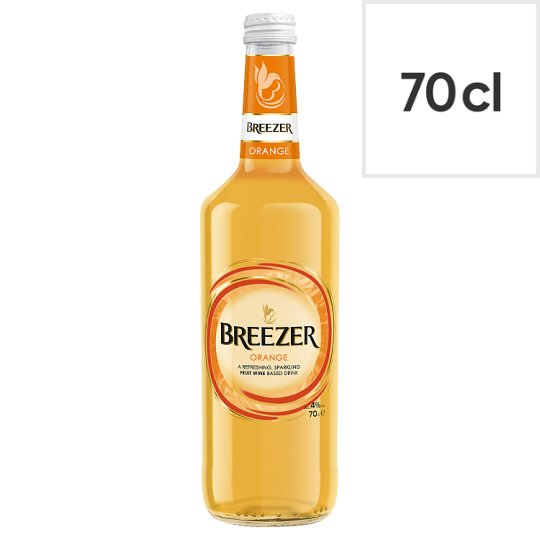 Breezer Orange 70Cl