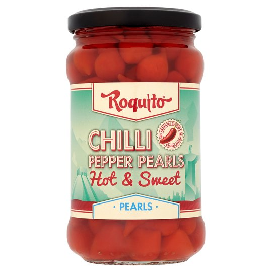 Roquito Chilli Pepper Pearls 300g Groceries Tesco