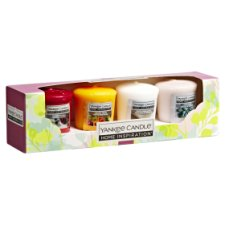 Yankee 4 Votive Gift Set - Multi