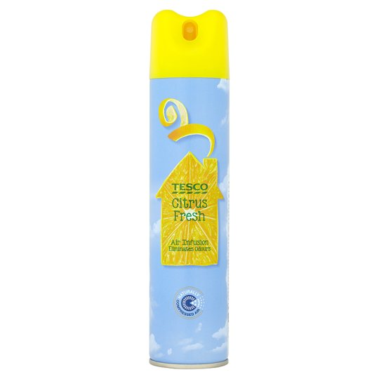 Tesco Citrus Fresh Air Infusions 240Ml