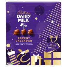 Cadbury Chunk Advent Calendar 258G