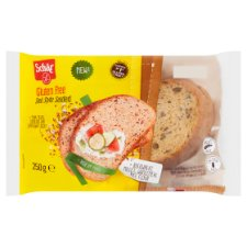 Schar Deli Style Seeded Loaf 250G