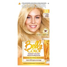 image 1 of Garn/Bel/Clr 9.3 Natural Light Honey Blonde Permanent Hair Dye