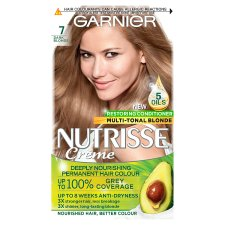 image 1 of Garnier Nutrisse 7 Dark Blonde Permanent Hair Dye