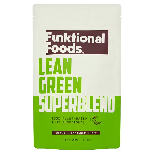 Funktional Foods Green Superblend Powder 100G