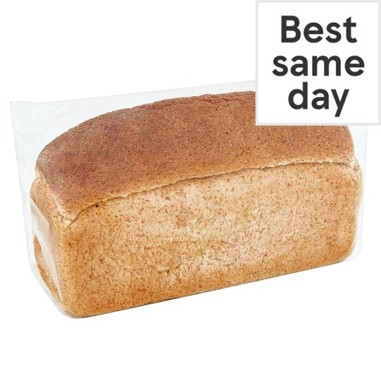 Tesco Wholemeal Bread Loaf 800G
