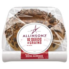Allinson's 10 Seeds And Grains 410G