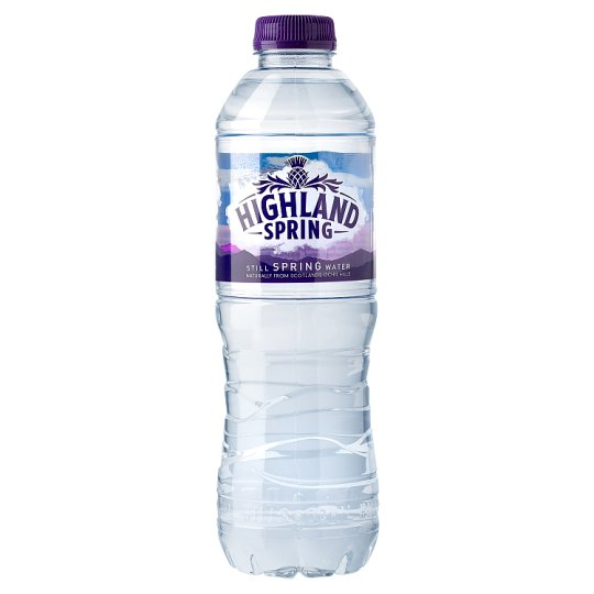 Highland Spring Screw Cap 500Ml
