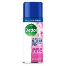 Dettol All In One Disinfectant Spray Blossom 400Ml