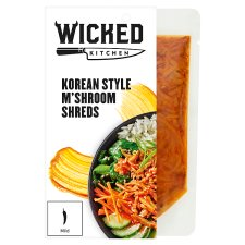 Wicked Kitchen Korean M'shroom Shreds 150G