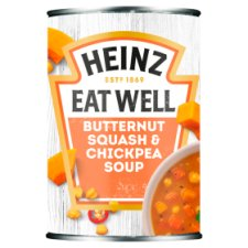 Heinz Spiced Butternut Squash And Chickpea Soup 400G