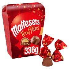 image 1 of Maltesers Truffles Large Gift Box 336G
