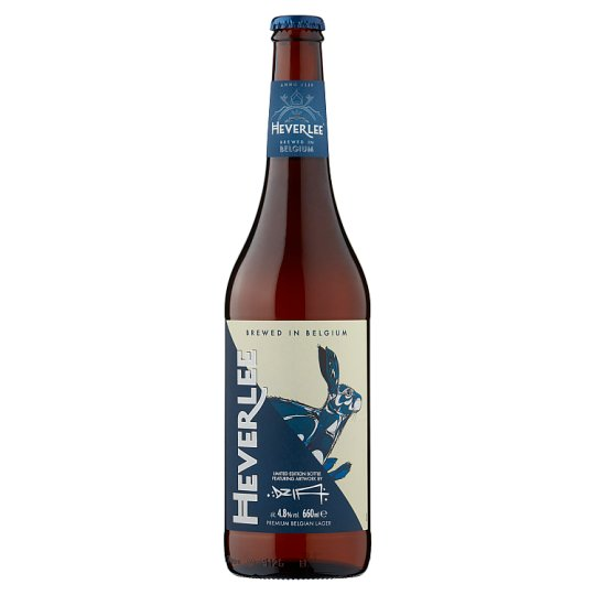 Heverlee Belgian Lager 660Ml Bottle