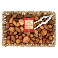 Tesco Mixed Nut Basket With Nut Cracker 420G