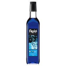 Fruiss Blue Curacao Syrup 70Cl