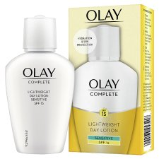 image 2 of Olay Complete 3In1 Sensitive Lightweight Day Cream 100Ml