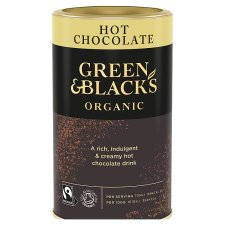 Green And Blacks Organic Hot Chocolate 300G