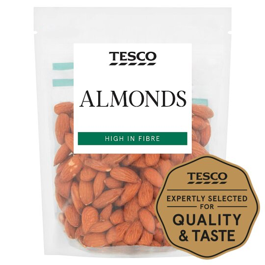 image 1 of Tesco Almonds 200G