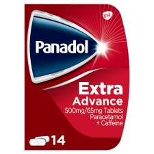 Panadol Extra Advance Tablets 14S