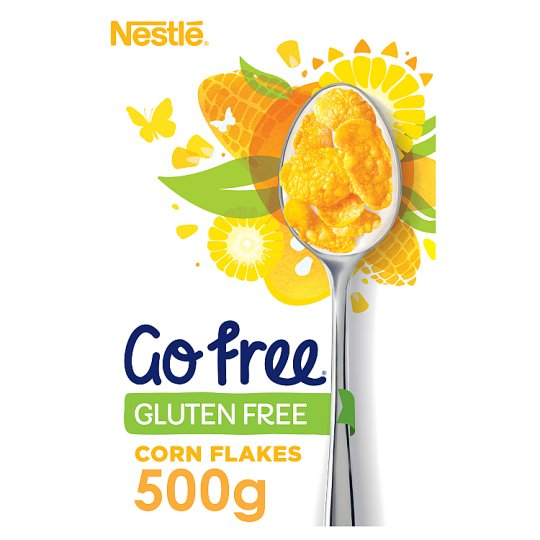 image 1 of Nestle Gofree Cornflakes Gluten Free Cereal 500G