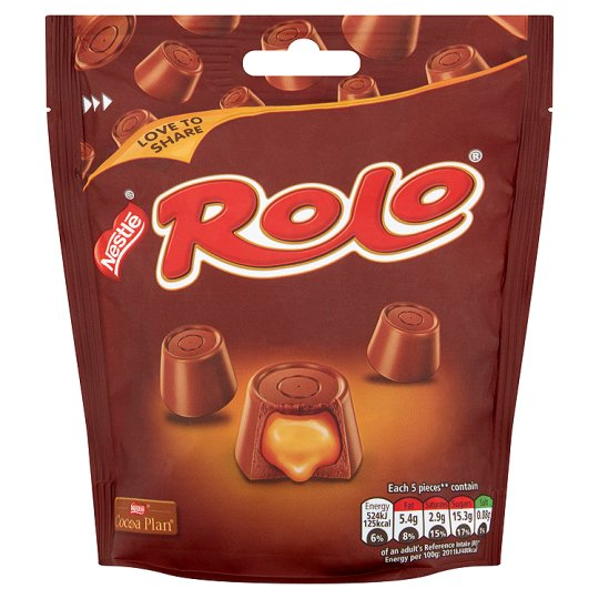 Rolo Pouch Bag 116G