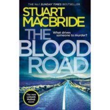 Logan Mcrae (11) The Blood Road Stuart