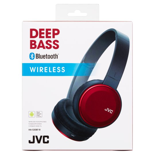 Jvc Ha S30 Red Bluetooth