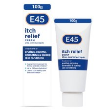 image 1 of E45 Itch Relief Cream 100G