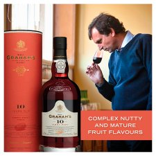 image 2 of Grahams 10 Year Tawny Port 75Cl
