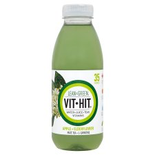 Vitamin Hit Apple Lean And Green 500Ml