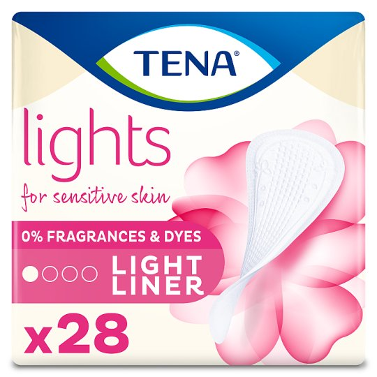 Lights By Tena Light Bladder Weakness Liners 28 Pack