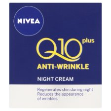 Nivea Anti Wrinkle Q10 Plus Night Creme 50M