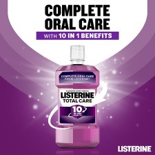 image 2 of Listerine Total Care Mouthwash 500Ml