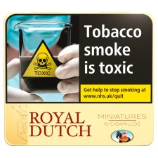 Royal Dutch Miniature 10 Pack