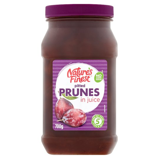 Nature's Finest Pitted Prunes In Juice 700G