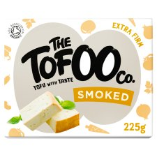 The Tofoo Co. Smoked Organic Tofu 225G