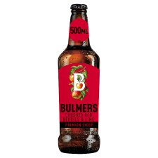 Bulmers Red Berries And Lime Fruit Cider 500Ml