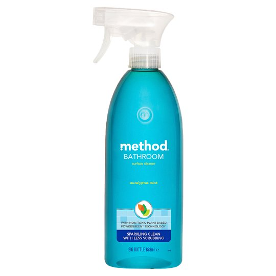 Method Bathroom Cleaner Eucalyp And Mint 828Ml