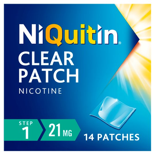 Niquitin Clear 21Mg 14S