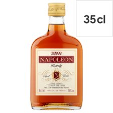 Tesco Napoleon Brandy 35Cl