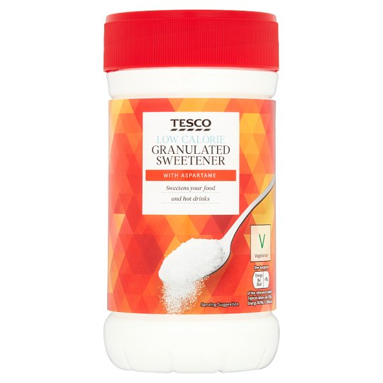 Tesco Low Calorie Aspartame-Based Sweetener 75G