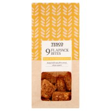 Tesco 9 Mini Flapjack Bites