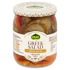 Smak Greek Salad 510G