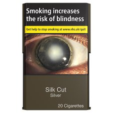Silk Cut Silver King Size 20 Pack