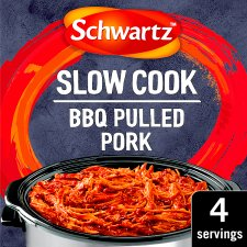 Schwartz Slow Cooker Bbq Pulled Pork 35G