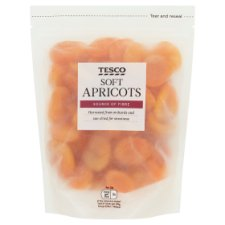 Tesco Ready To Eat Apricots 500G