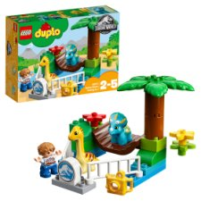 Lego Duplo Gently/Gentle Giants Petting Zoo 10879